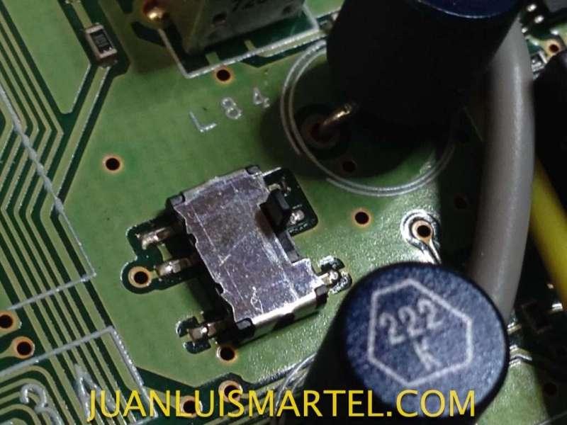 ts2000 switch interruptor de programación