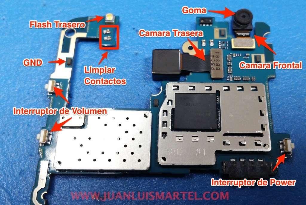 servicio tecnico las palmas, reparacion de varias averías en teléfono samsung j7 fallos de camara, pantalla lcd interruptores de power o volumen, conector de carga