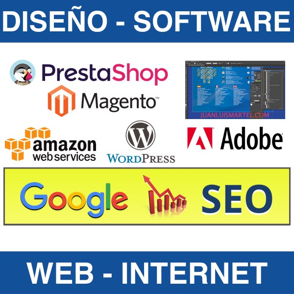 Diseño de tiendas en Prestashop y WordPress SEO en Las Palmas
