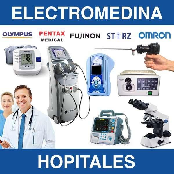 servicio tecnico de electromedicina, equipos hospitalarios en las palmas
