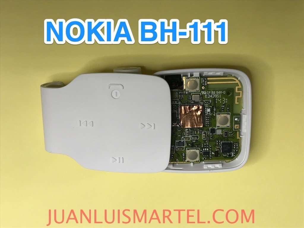 Nokia BH-111 - Servicio Tecnico NOKIA en Las Palmas de Gran Canaria