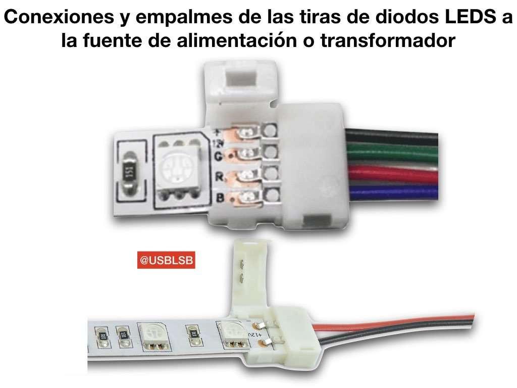 conectar-tira-de-led-a-transformador-y-empalmes