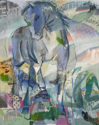 V.O.Caballo Azul/ Franz Marc