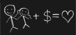 Pareja y dinero