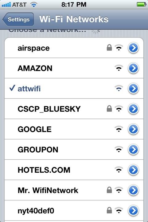 WiFi Traps