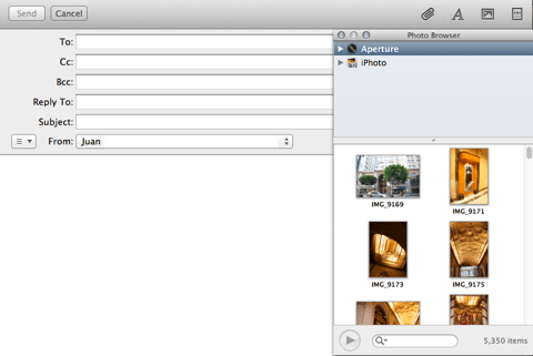 Mail-Photo-Browser