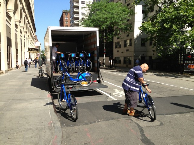 Citi Bikes need rides, too.