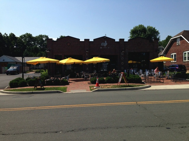 Hopewell, New Jersey looks quaint