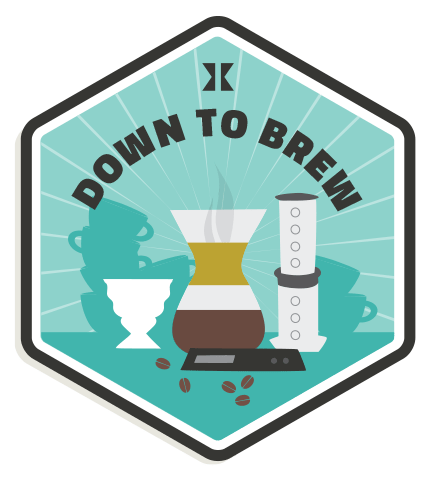 Are you Down to Brew?