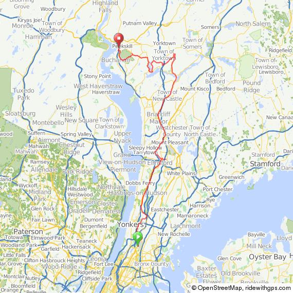 Trip 3289414 map full