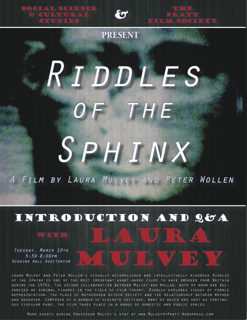 Laura Mulvey Riddles of the Sphinx