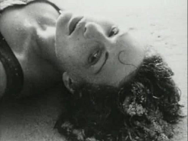 Maya Deren in <em>At Land</em>
