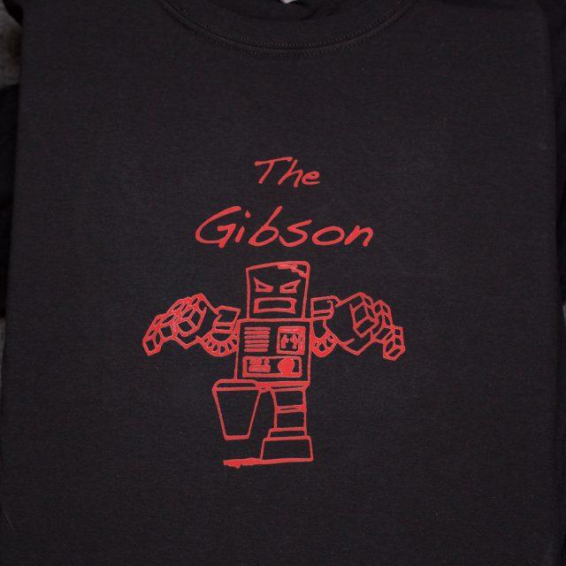Gibson (Angry) Robots 2016