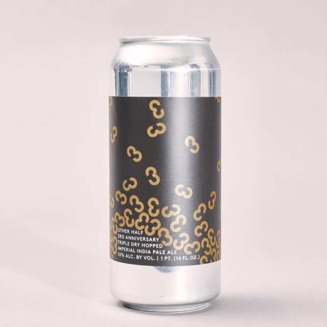 Other Half Brewing's 3rd Anniversary Ale