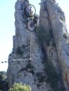 Vía Ferrata escalada