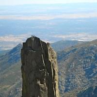 ¿De qué están hechas las montañas?