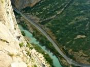 Buenas vistas del río Noguera