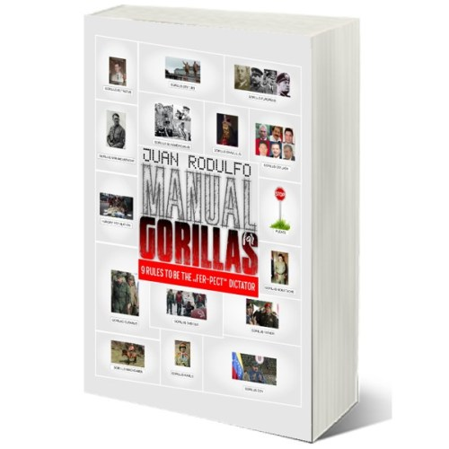 Manual for Gorillas by Juan Rodulfo