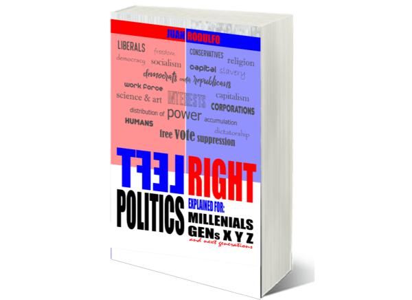 Left Right Politics for Millennials by Juan Rodulfo