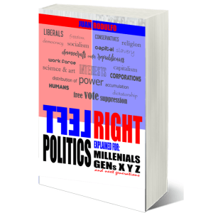 Left Right Politics for Millennials by Juan Rodulfo