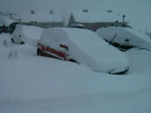 ¿Dónde está el coche?