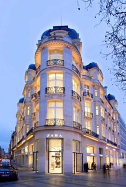Zara Paris