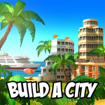 Unduh Paradise City – Island Simulation Bay  Apk