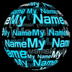 Unduh My Name in 3D Live Wallpaper 2.4 Apk