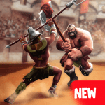 Unduh Gladiator Heroes Clash: Fighting and Strategy Game 3.2.7 Apk
