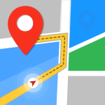 Download  GPS, Maps, Voice Navigation & Directions 8.0 Apk