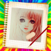Download  How to draw anime step by step 1.8 Apk