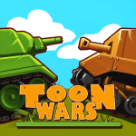 Download  Toon Wars: Awesome PvP Tank Games 3.62.3 Apk
