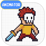 Unduh 3D Pixel Animation Maker – MP4 Video And GIF 1.0.1 Apk