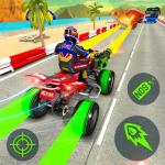 Unduh ATV Quad Bike Racing Simulator: Bike Shooting Game 1.3 Apk