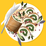 Unduh Holiday Dishes – free Holiday cookbook recipes 5.03 Apk