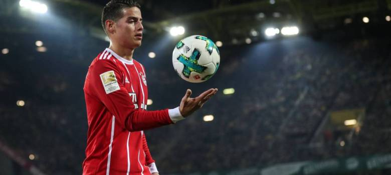 Bayern Munchen Akan Ditinggal James Rodriguez