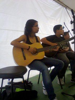 Juliana, Davi e Fabiano - 2012