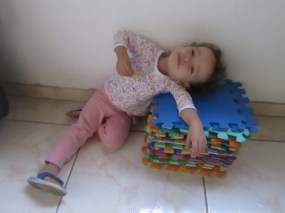 Bárbara cansada 2