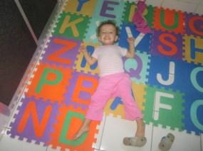 Bárbara no alfabeto 2