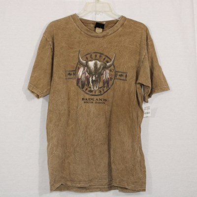 NEW Prairie Mountain Badlands South Dakota Shirt | M
