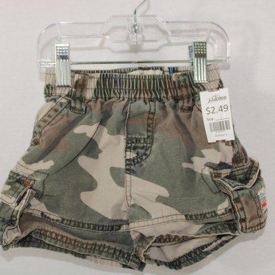 Children's Place Camo Shorts | 12 Months