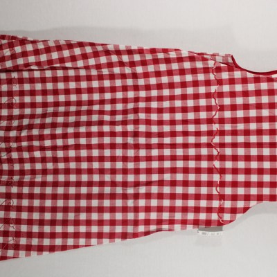 Charter Club Red Plaid Dress | Size 14