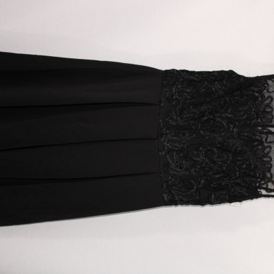 SD Collection Black Dress | Size 8