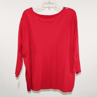 Hasting & Smith Red Shirt | 2X