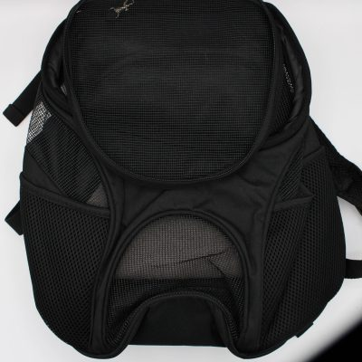 Black Small Pet Backpack