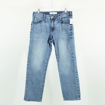 Lee Modern Straight Fit Jeans   Size 34x30