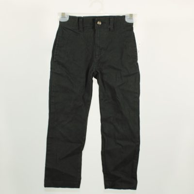 Black Chino Pants | Size 7
