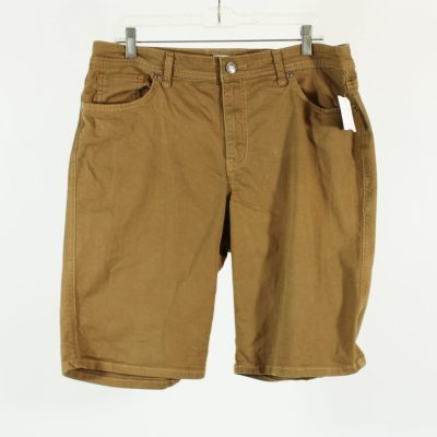 Purple & More Brown Shorts | Size 14