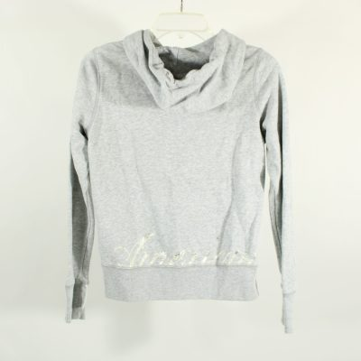 American Eagle Outfitters Gray Hoodie | XS