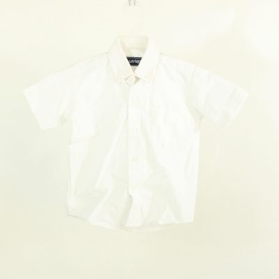 Kaynee White Button Down Shirt | Size 6